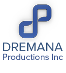 Dremana Productions Marketing Logo